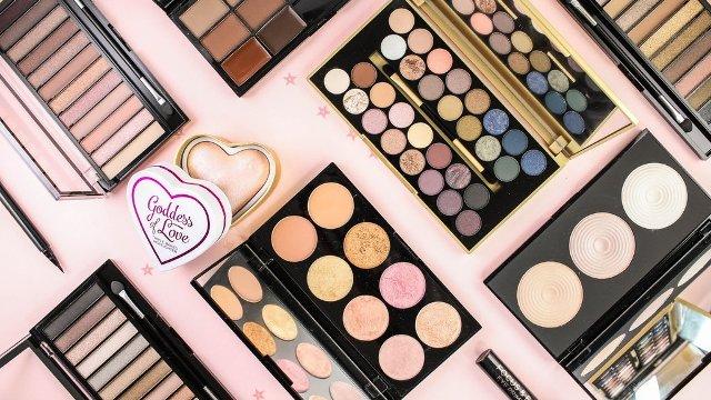 UK Best Drugstore makeup Brands - Makeup Revolution