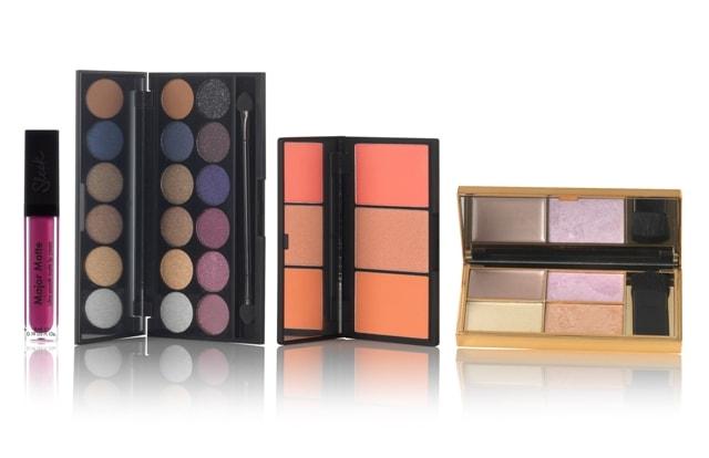 UK Best Drugstore makeup Brands - Sleek Makeup