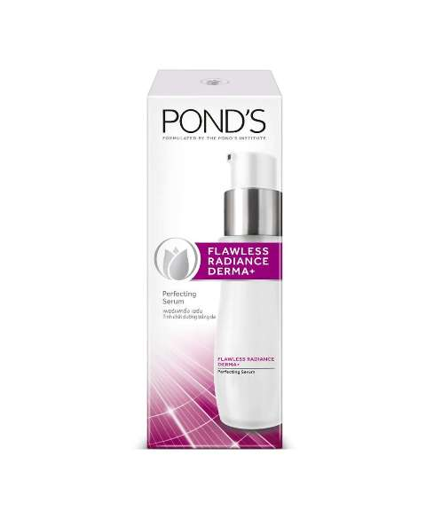 Best Face Serums In India 2018 -Ponds-radiance-derma-plus Face Serum