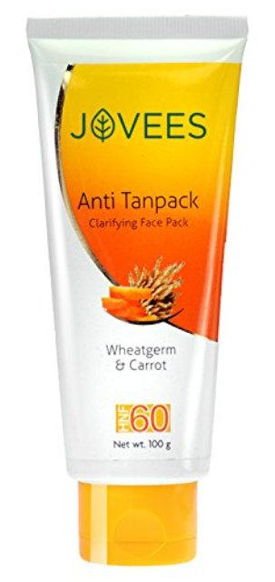 Best Tan Removal face pack -Jooves Anti Tan Pack