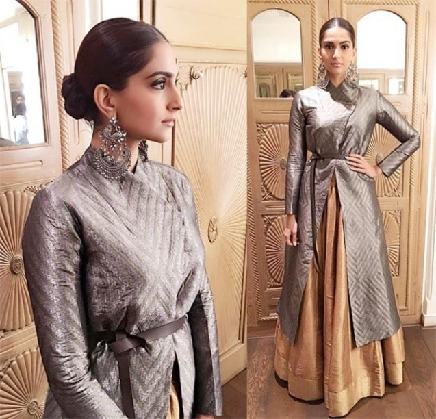 Saree Fashion Trend 2018 -Saree with Jacket