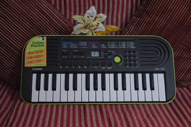 Casio Music Keyboard for Kids