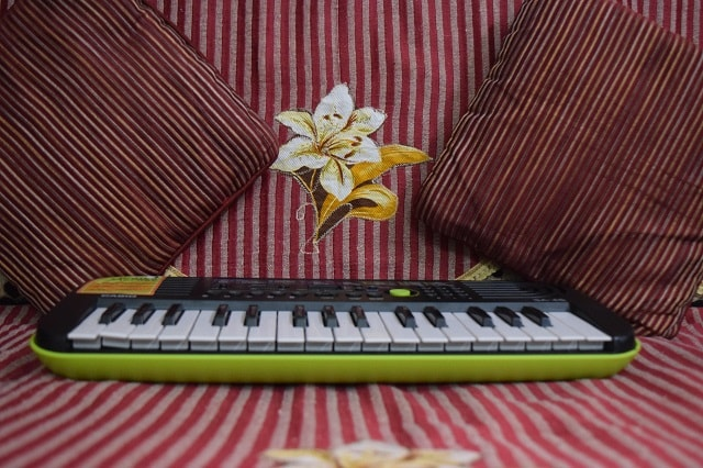 Casio Music Keyboard