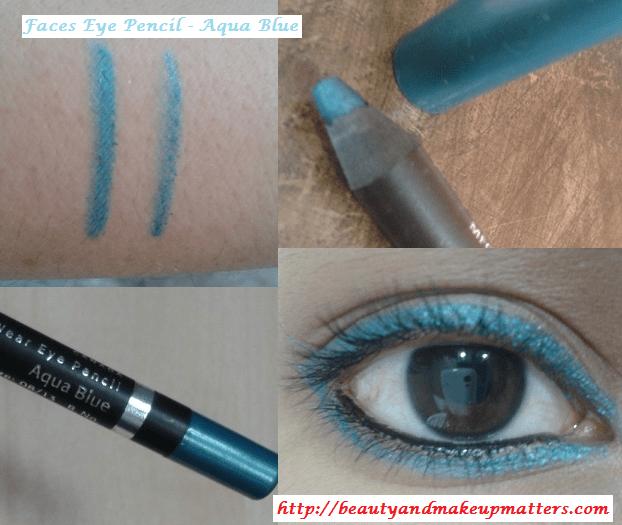 Faces-Long-Wear-Eye-Pencil-Aqua-Blue-Swatches