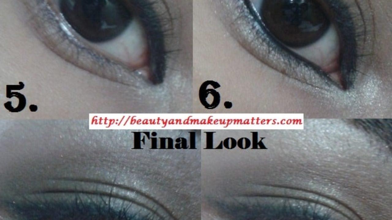 Eye Makeup Tutorial Quick Brown Eyes Look Beauty Fashion Lifestyle Blog Beauty Fashion Lifestyle Blog