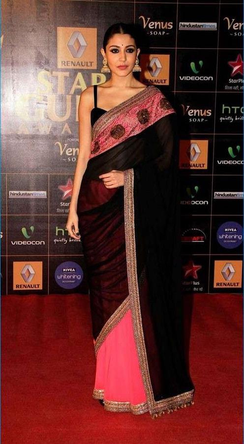 Anushka Sharma-At-2013Renault-Star-Guild-Awards