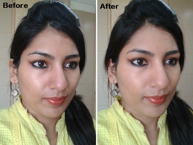 Maybelline ClearGlow Shine-free BB Stick-Fawn Look