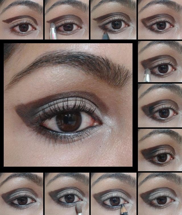 Eye MakeupTutorial- Brown Cut Crease Eyes