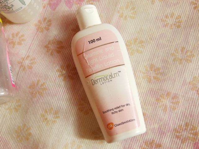Finally Finished - Dermocalm Lotion