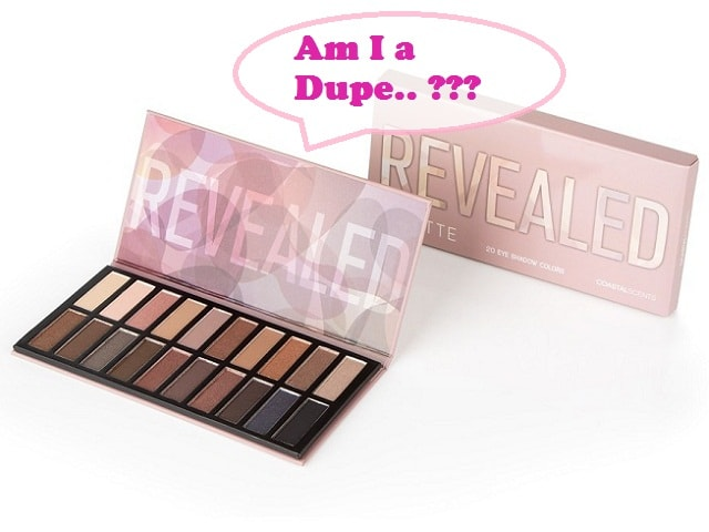 Dupe Discovered Urban Decay Naked Palettes - Beauty -3013