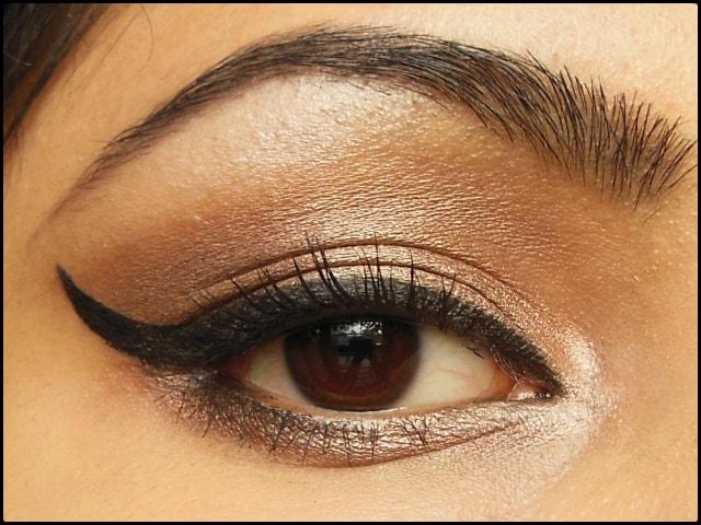 Sonam Kapoor Cannes 2013 Inspired Eye Makeup