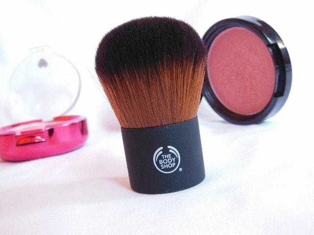 The Body Shop Powder Foundation Brush