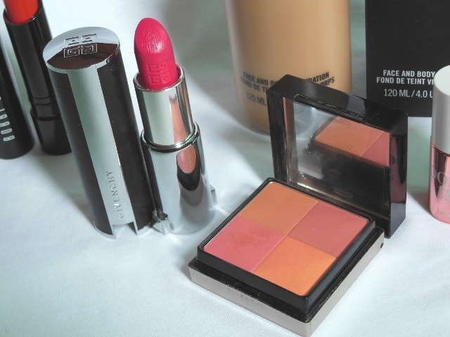 Makeup Haul - Givenchy Prism Blush