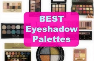 Best Eye Shadow Palette India 2018.