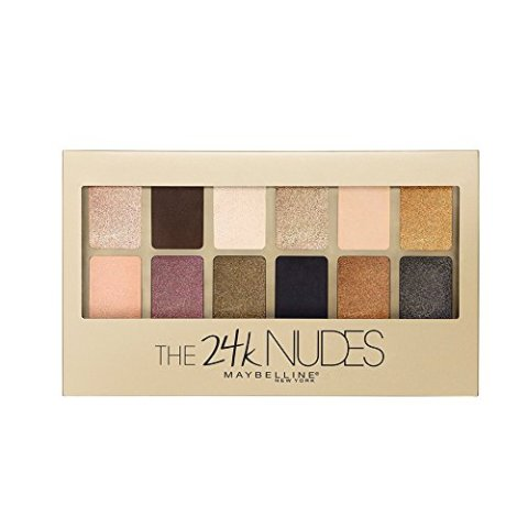 Best Eyeshadow Palette India - Maybelline 24k Nudes