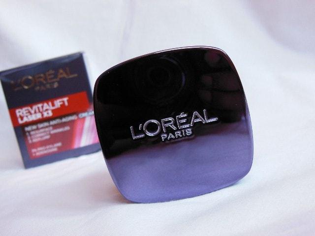 L'Oreal Paris Revitalift Anti Ageing Cream Packaging
