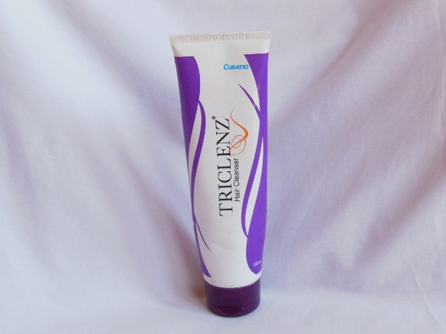 Curatio Triclenz Hair Cleanser Review
