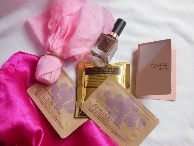 My Envy Box February 2015 Contents