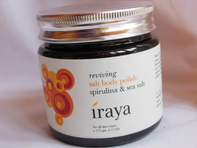 Iraya Reviving Salt Body Polish