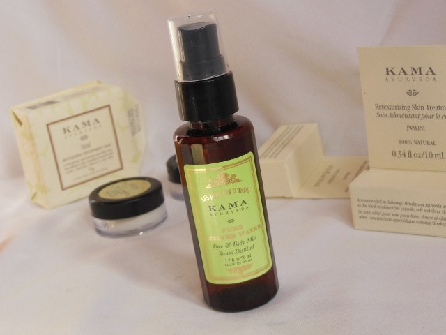 Kama Ayurveda Vetiver Face and Body Mist