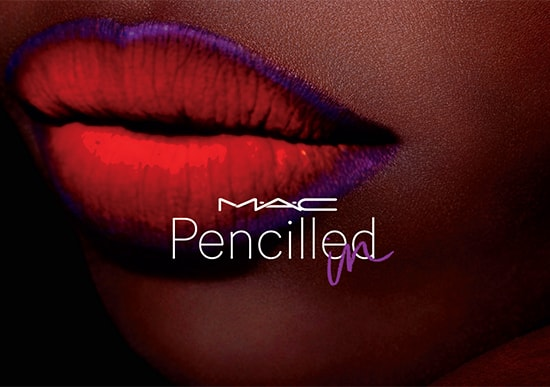 Mac pencilled In Collection 2015