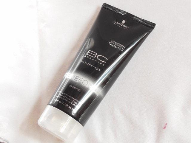 Schwarzkopf Bonacure BC Fibre Force Shampoo Review