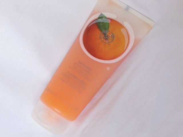 The Body Shop Body Sorbet Sastuma