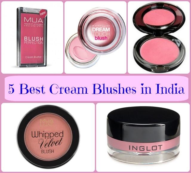 Best Cream Blushes In India