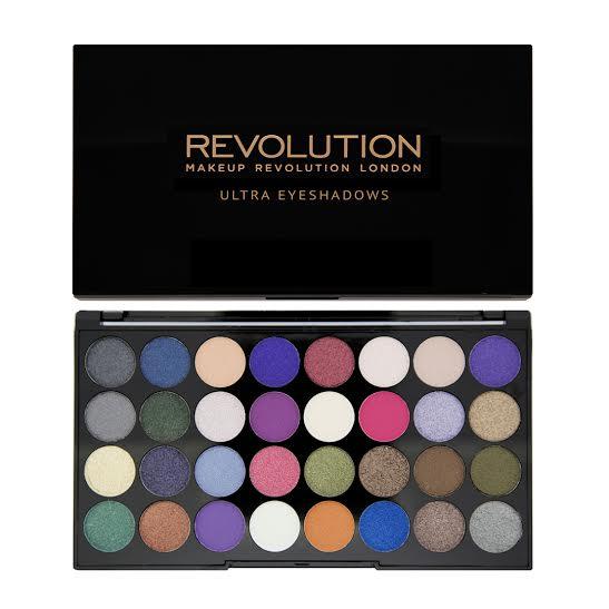 Offers on Makeup Revolution Palettes