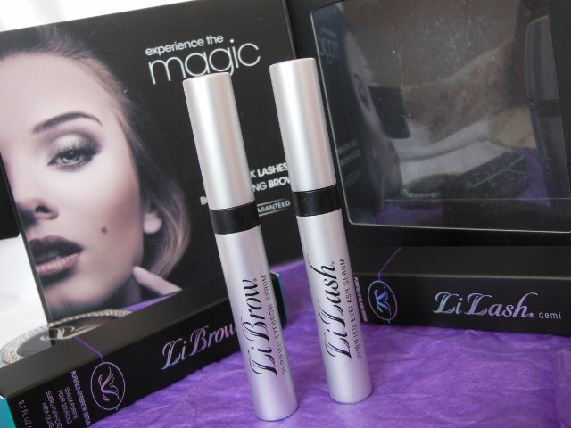 LiLash Demi Purified LAsh and Brow Serum Review