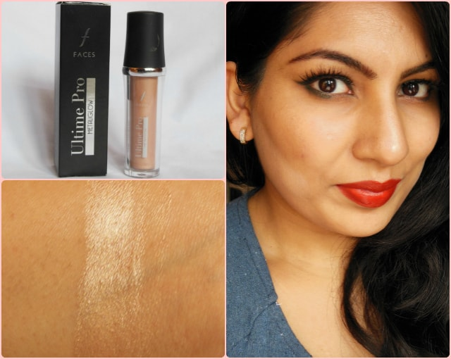 Faces Ultime Pro MetaliGlow Champagne Look