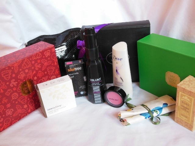 Youtube Giveaway - Products worth Rs 20K