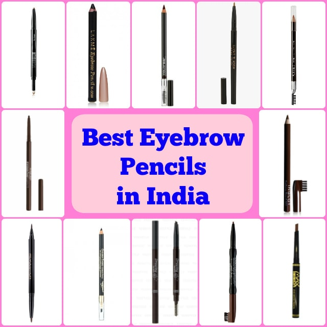 Best Eyebrow Pencils in India