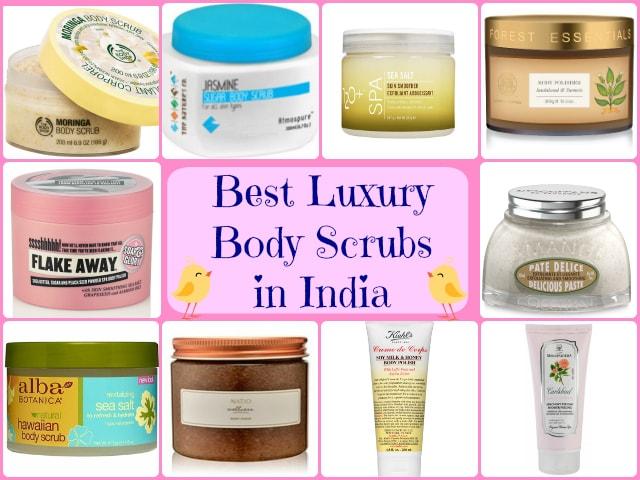 Best Body Scrubs for Dry Skin in India