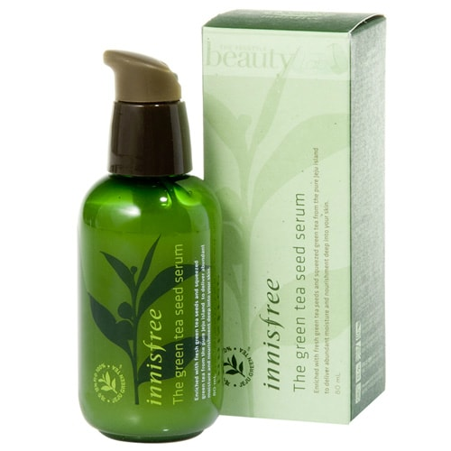 Best Facial Serums In India - Innisfree Green Tea Serum