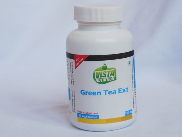 Vista Nutrition Green Tea Extract