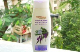 Patanjali Kesh Kanti Anti-Dandruff Shampoo Review