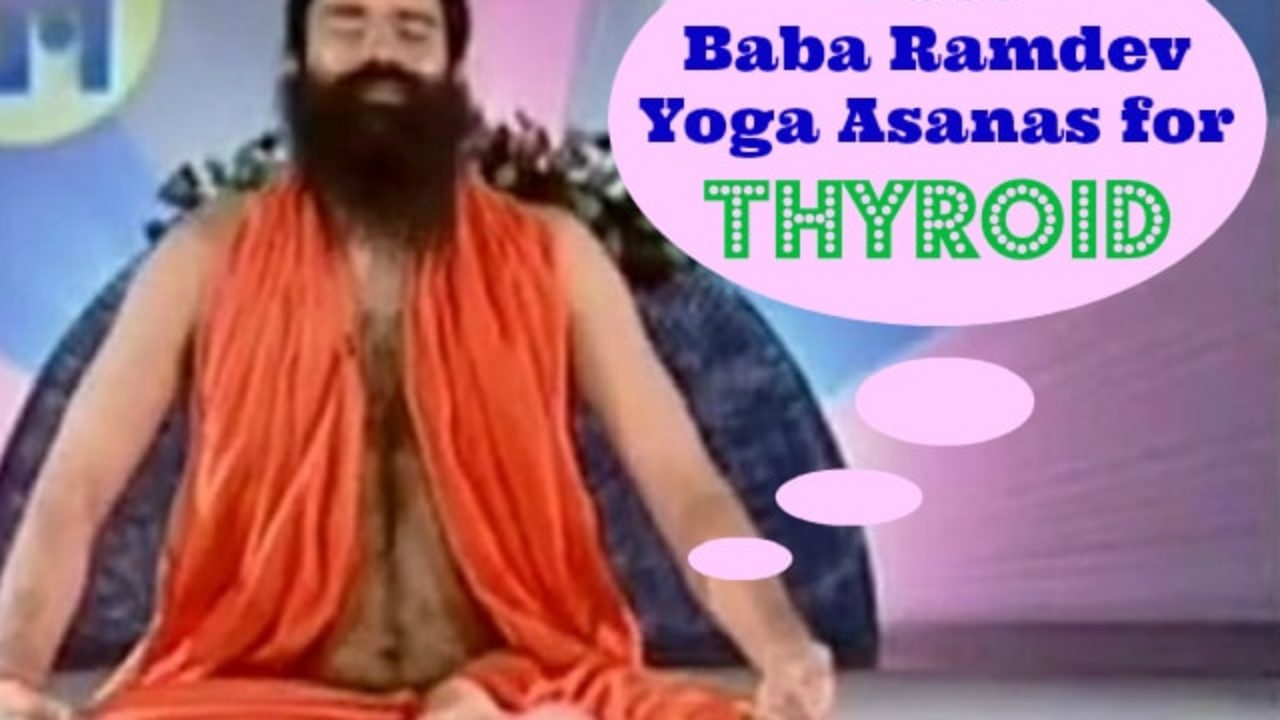 10 Best Baba Ramdev Yoga Asanas For Thyroid Treatment Beauty Fashion Lifestyle Blog Beauty Fashion Lifestyle Blog