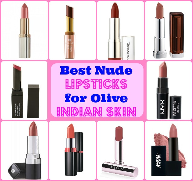 Best Nude Lipsticks For Dusky Indian Skin Top 10 With Prices - Beauty, Fashion -5918