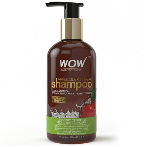Best SLS Free Shampoo - Wow Apple Cider Vinegar