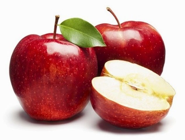 Best Home remedies for Oily Skin - Apple face pack