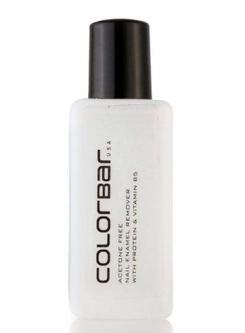 Best makeup Products Under Rs 100 In India - Colorbar Nail Polish remover