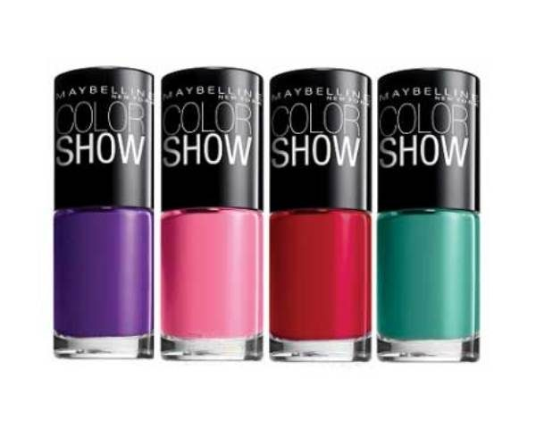 Best makeup Products Under Rs 100 In India - maybelline-color-show-nail-polish