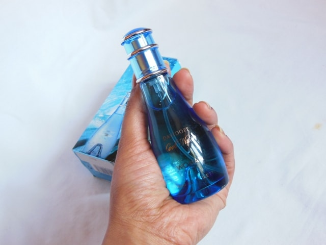 Davidoff Cool Water Woman EDT Packaging