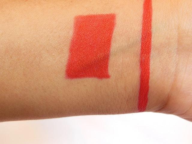 Kiko Milano Enigma Lip Pencil 07 Swatch