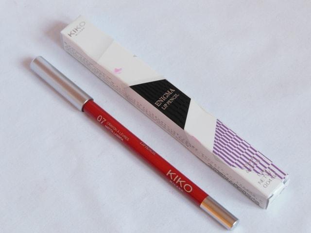 Kiko Milano Enigma Lip Pencil