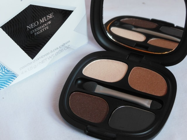 Kiko Milano Neo Muse Eye shadow Palette Mahogany Silhouette Review
