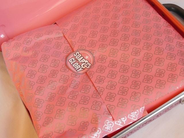 My Husband bought from London - Soap & Glory Gift Box