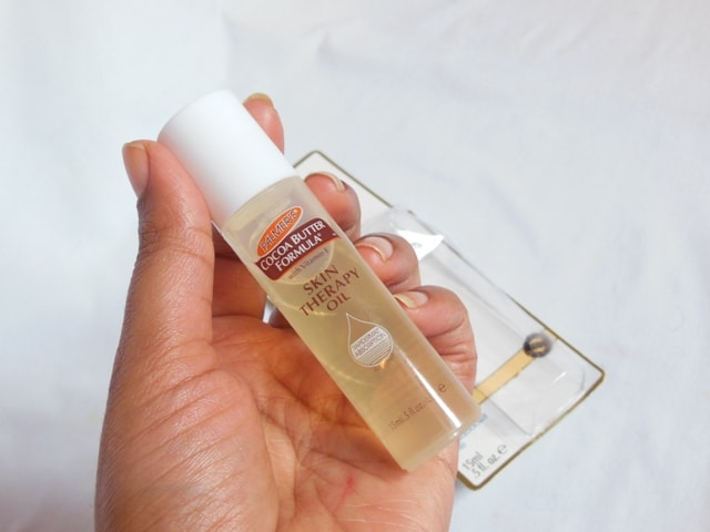Palmer's Cocoa Butter Formula Skin Therapy Oil Packaging