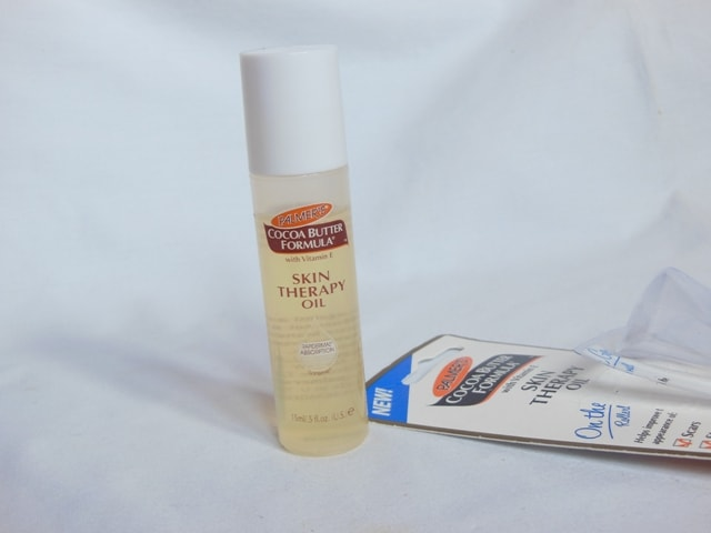Palmer's Cocoa Butter Formula Skin Therapy Oil Review